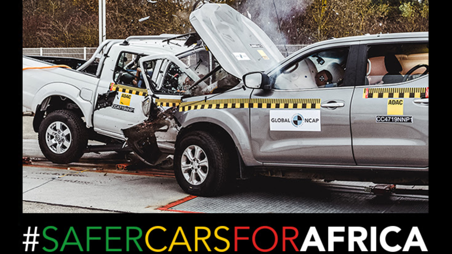 NCAP safer cars for Africa