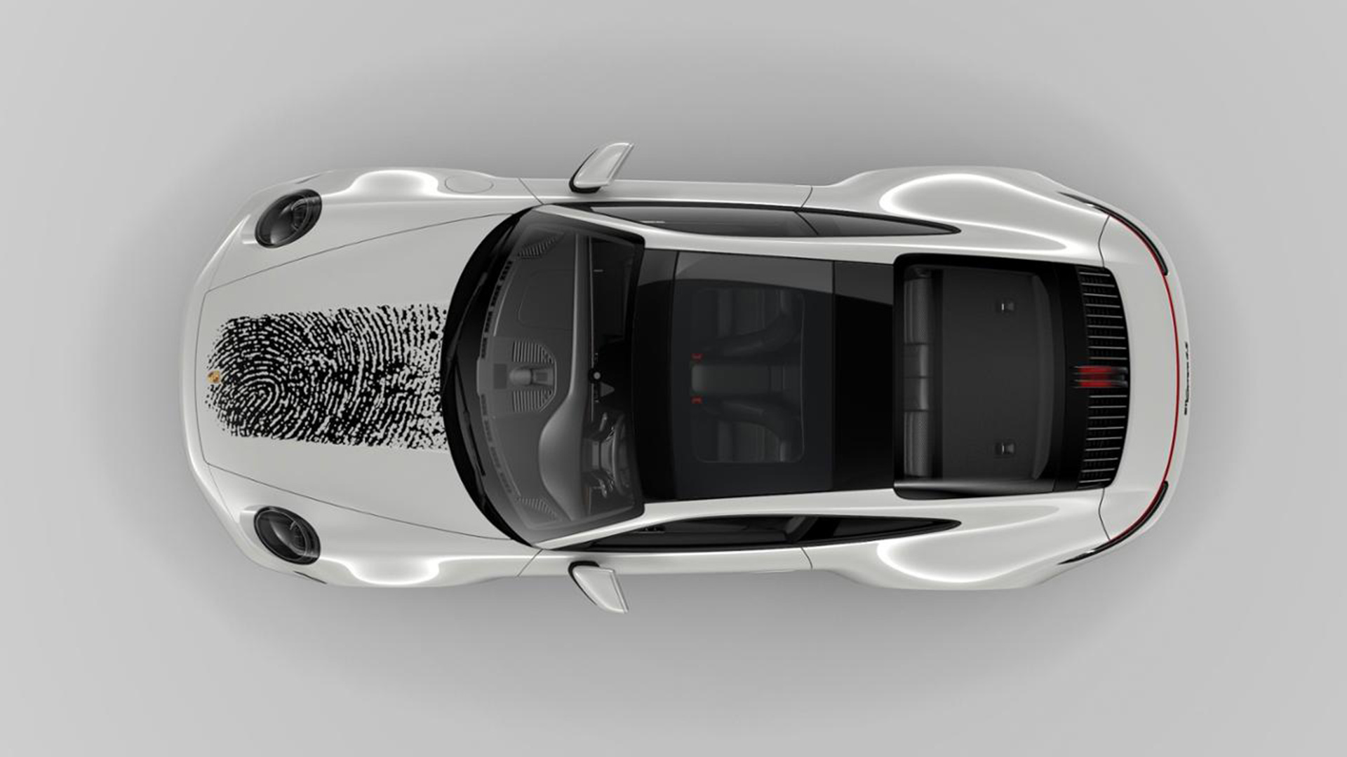 Porsche 911 Exclusive Manufaktur Fingerprint
