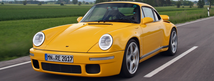 New RUF Limited Edition Book