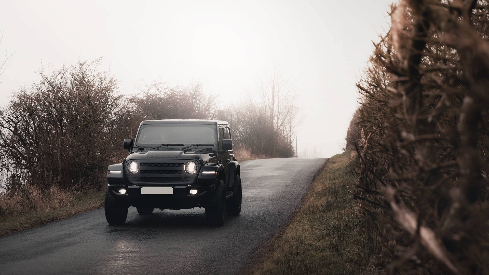 Sterling Jeep Wrangler JL Launch Edition