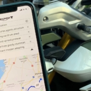 Triumph adds What3Words to connectivity system