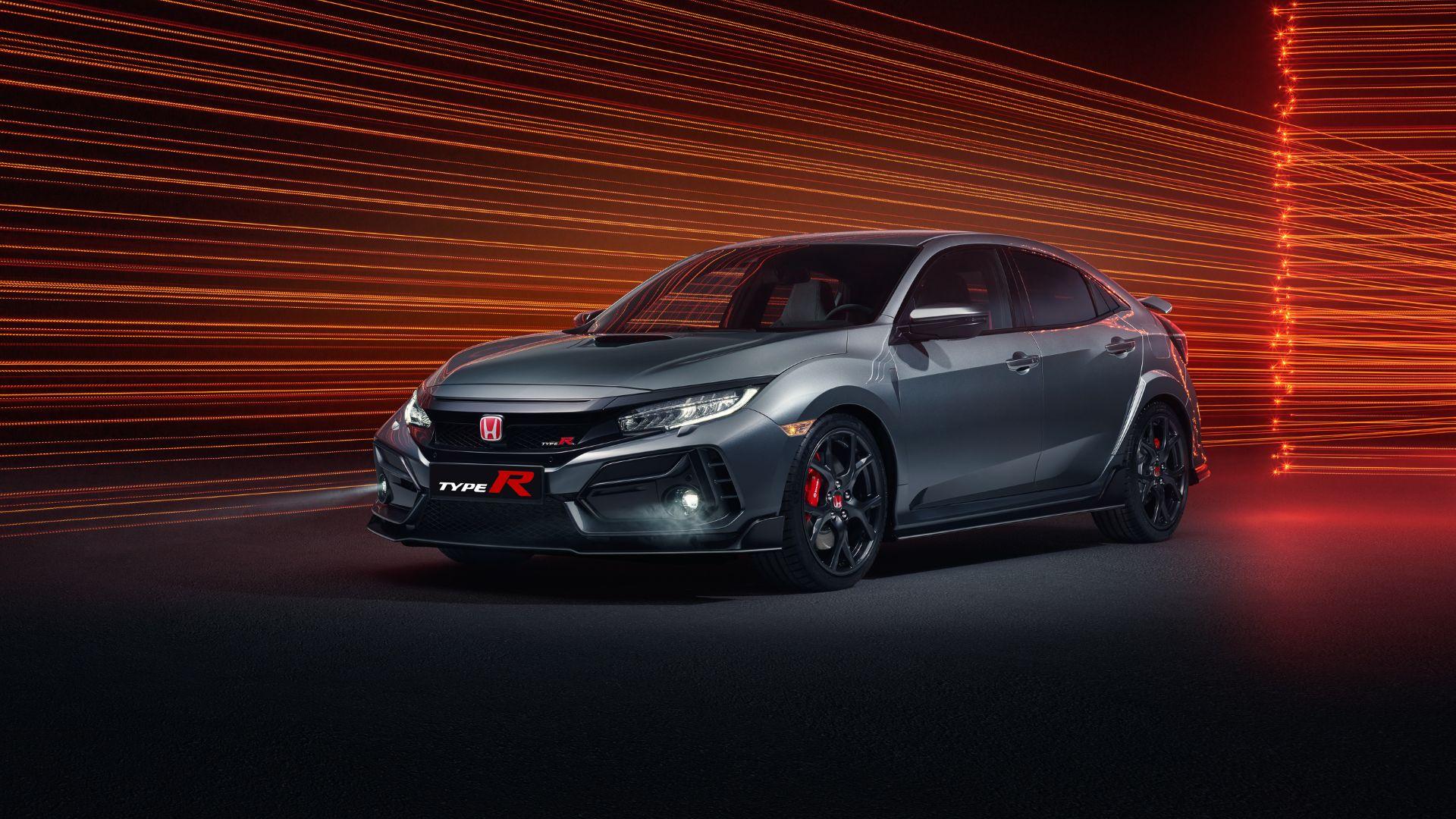 Honda Civic Type R 2020