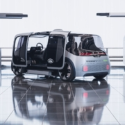 JLR Project Vector, autonomous pod for the future