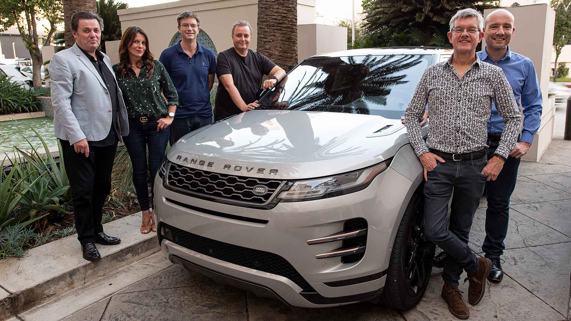 World Car Awards 2020 – Range Rover Evoque