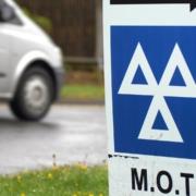 UK drivers let MOT lapse