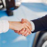 Auto Trader record consumer interest