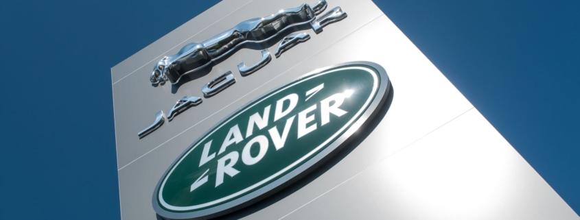 Jaguar Land Rover midlands production paused