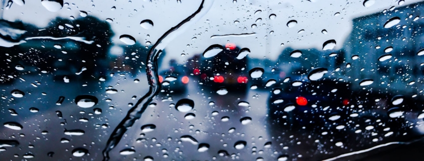 Motorists aren't confident driving in stormy conditions