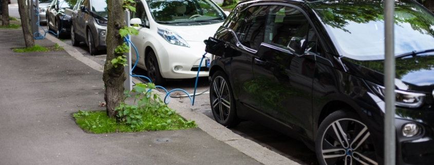 OLEV charge point grant