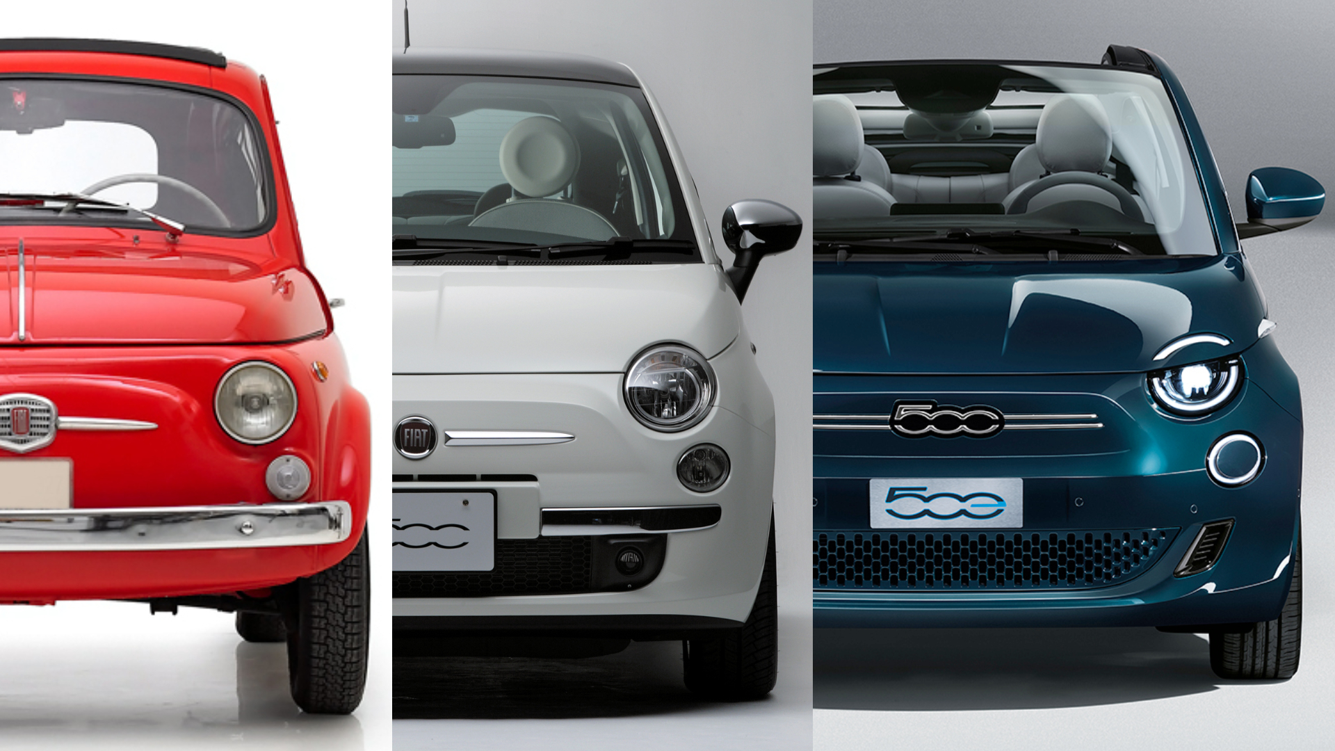 2020 Fiat 500 Revealed The Story Of The Cinquecento Motoring Research