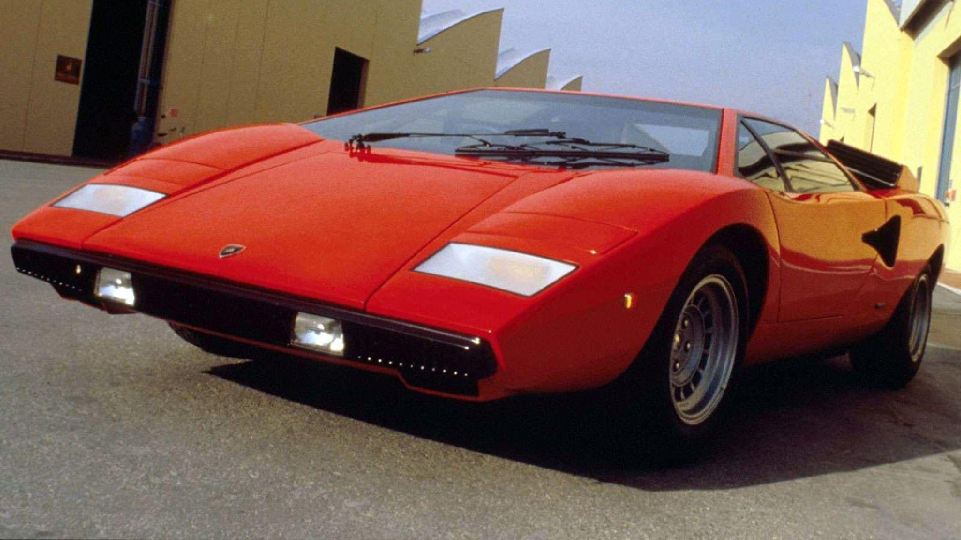 Lamborghini Countach Periscopo