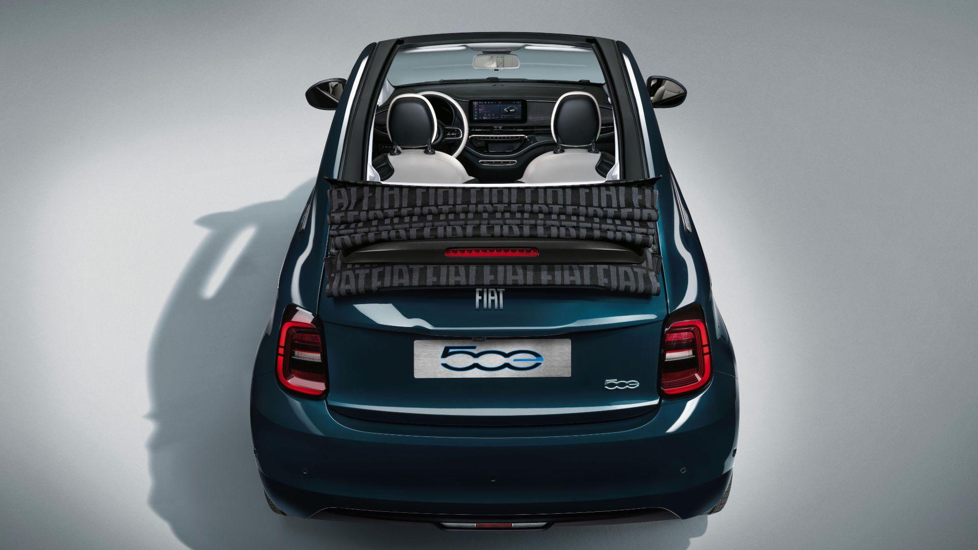 2020 Fiat 500 revealed