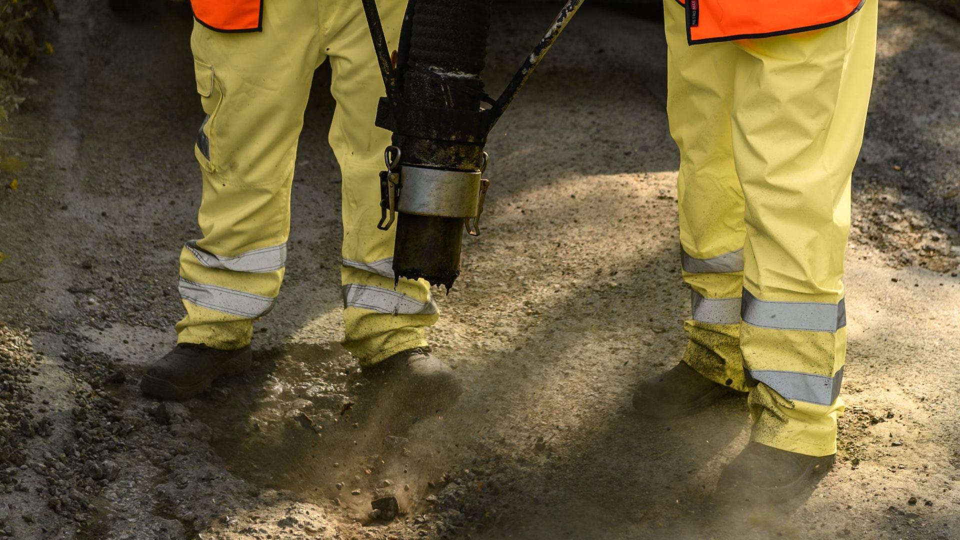 £2.5billion not enough to fix UK's pothole problem