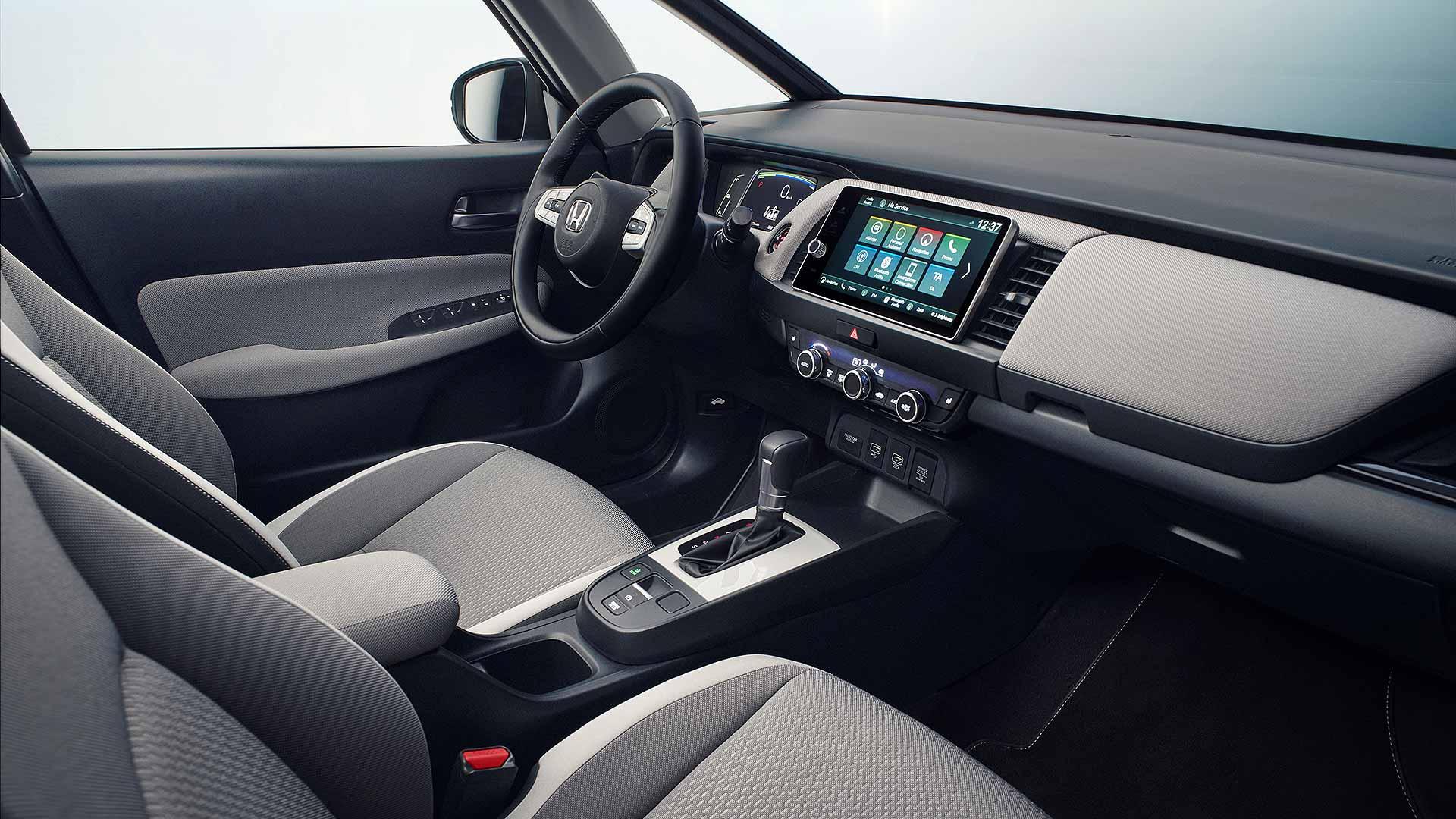 2020 Honda Jazz Crosstar interior