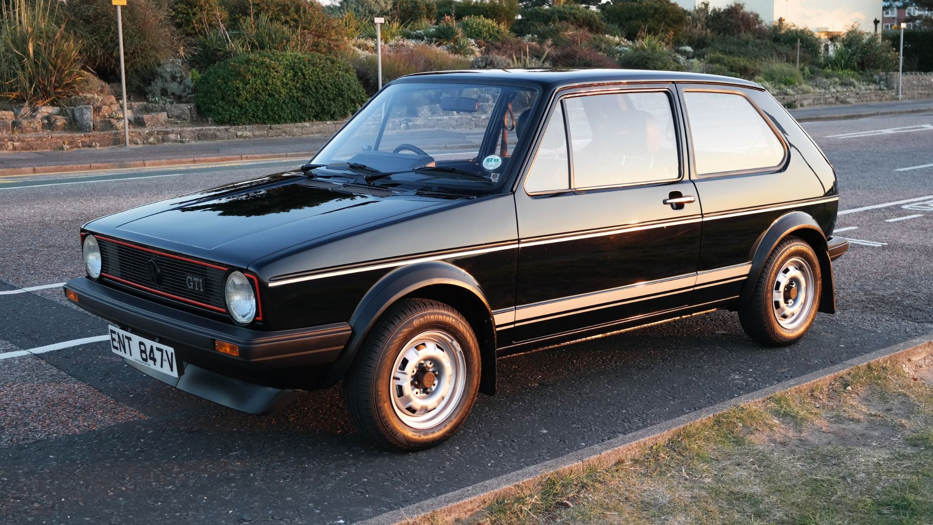 This Golf Gti Is Jeremy Clarkson S Car Of The Century And It S For Sale