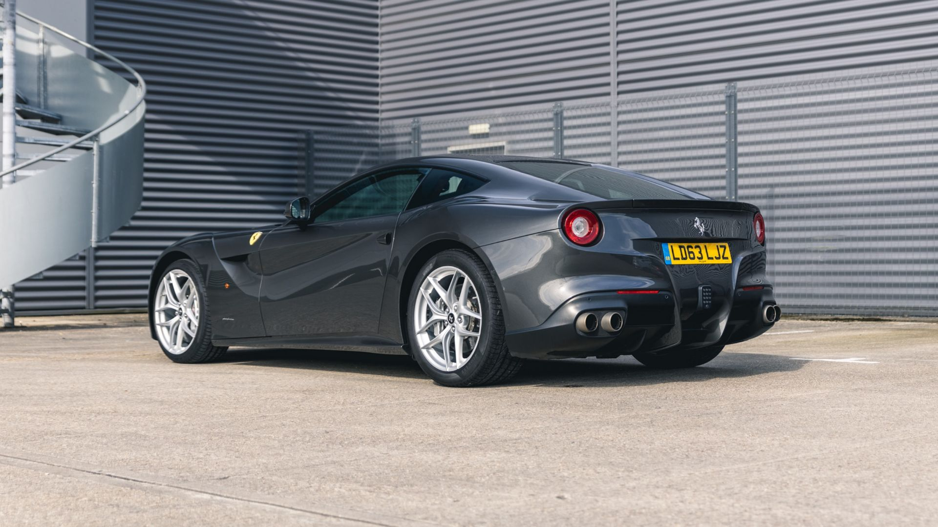 Chris Harris Top Gear Ferrari F12 for sale