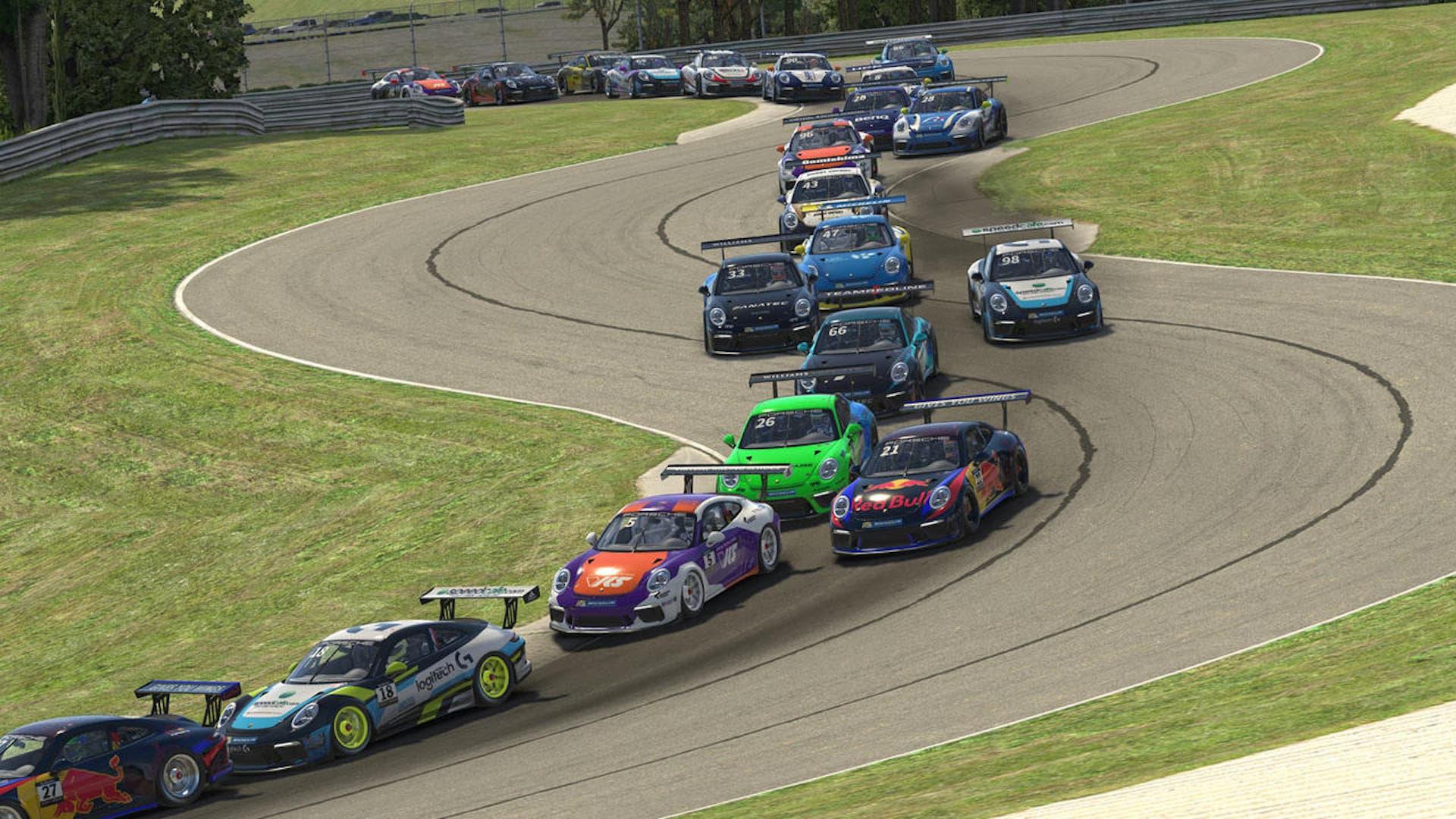 2020 Porsche Esports Supercup