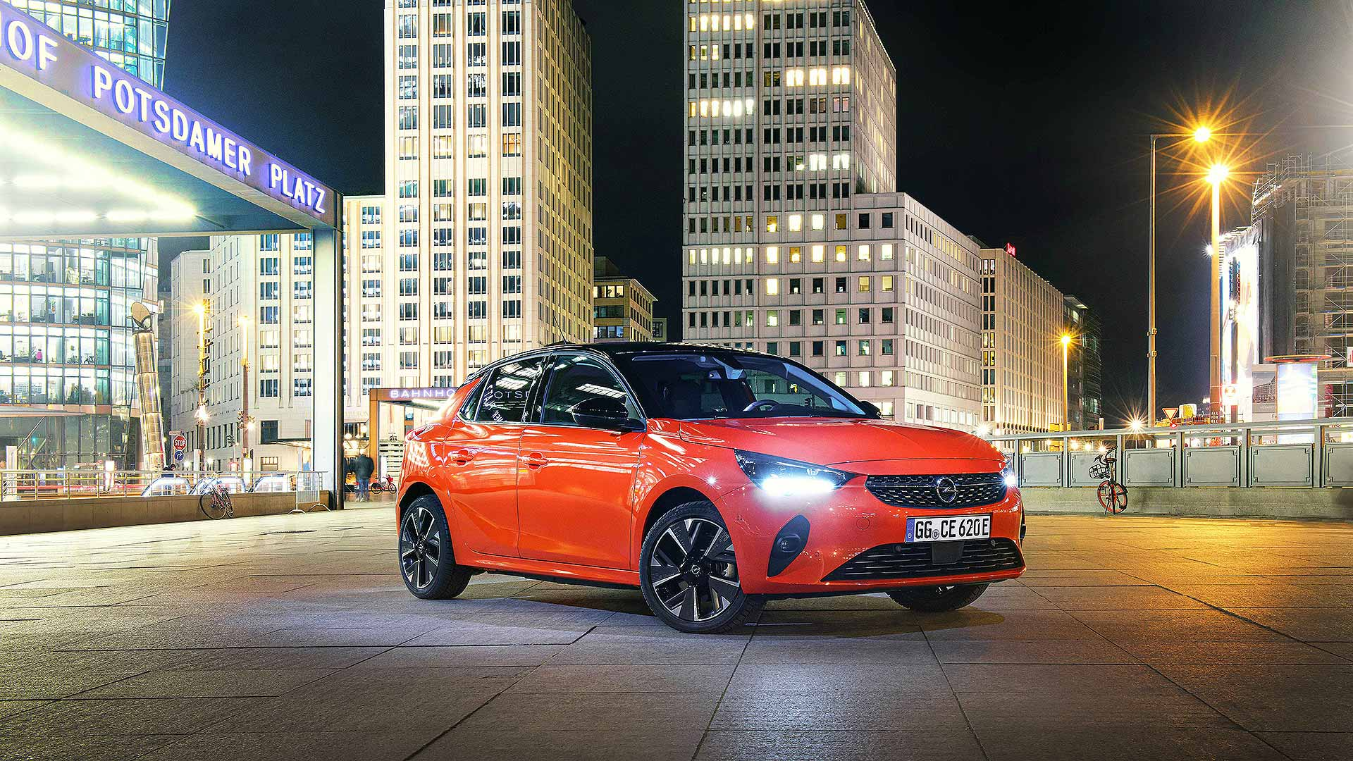 Vauxhall Corsa-e 2020 first drive review