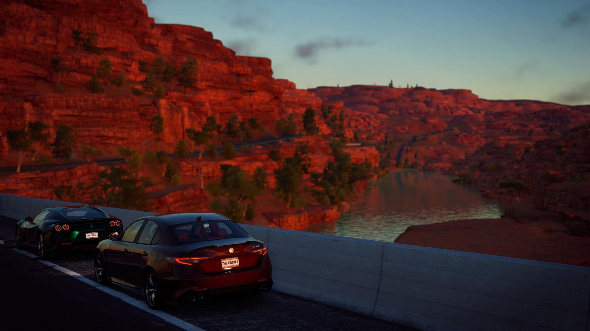 Lockdown road trip on Xbox