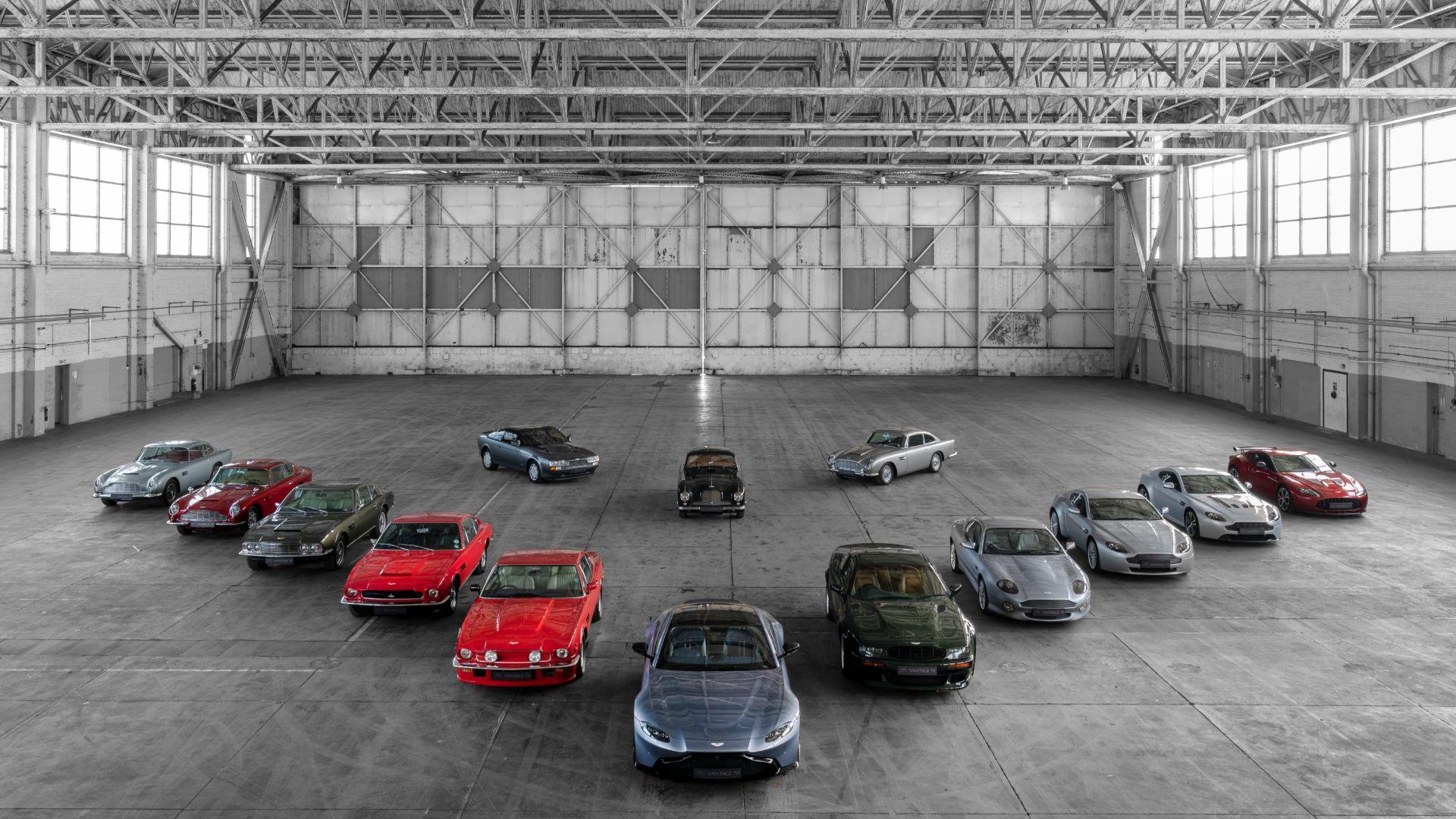 More Aston Martin Vantage photos