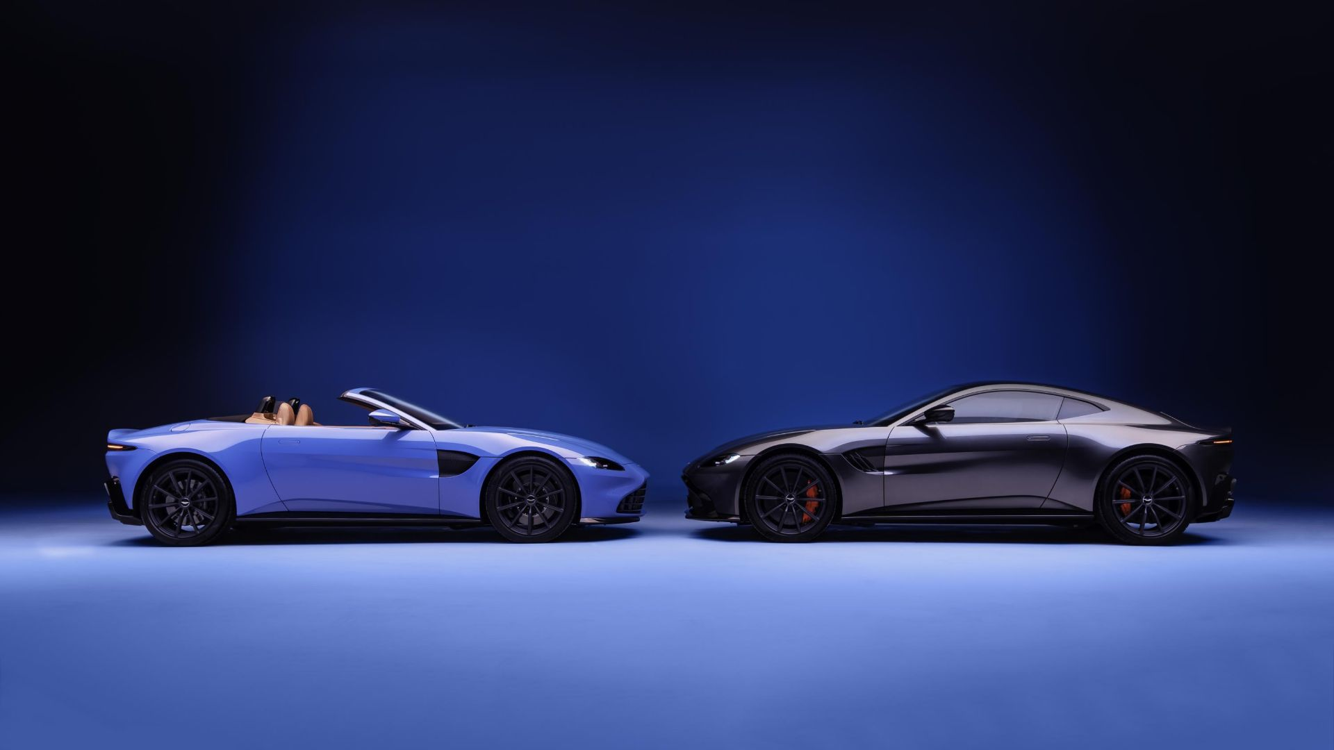 Aston Martin Vantage at 70: in pictures