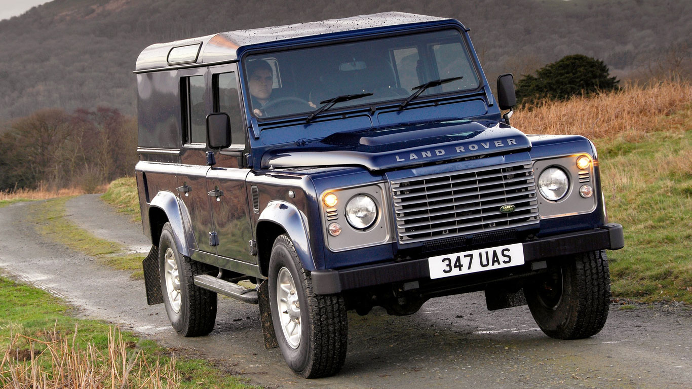 Land Rover Defender 2.4 TDCI