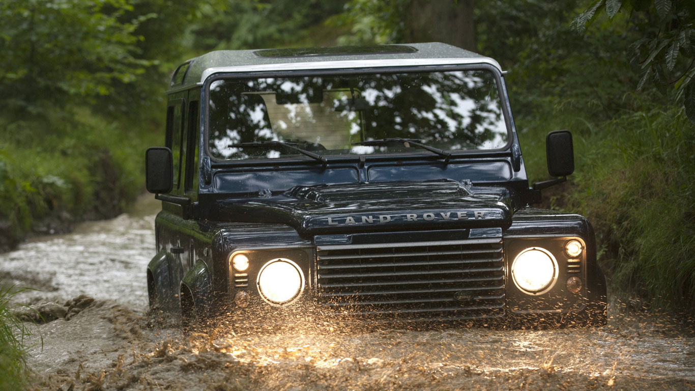 Land Rover Defender lifespan