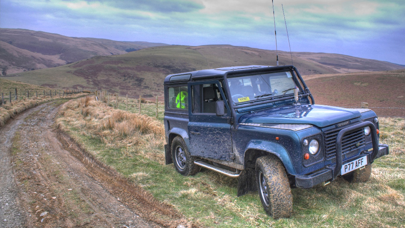 Land Rover Defender 50th
