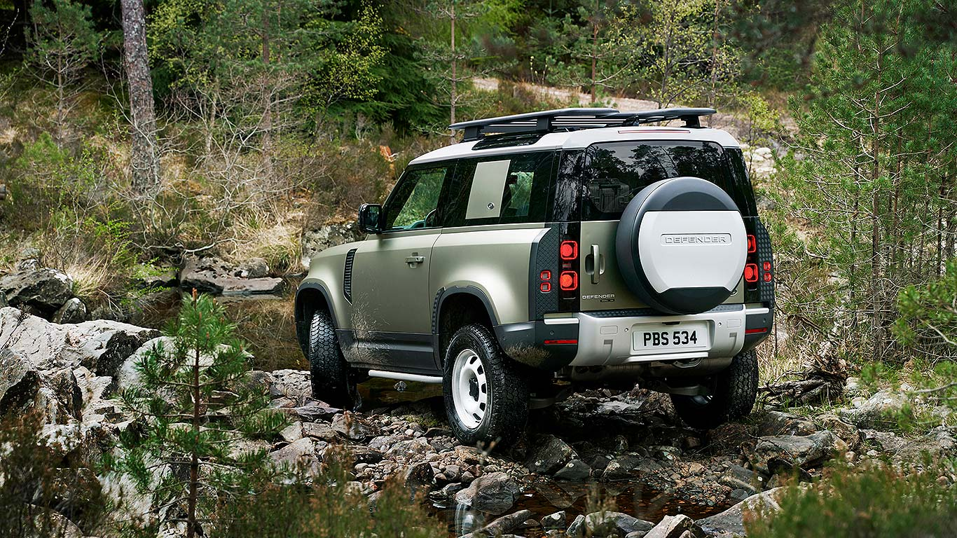2020 Land Rover Defender: here at last