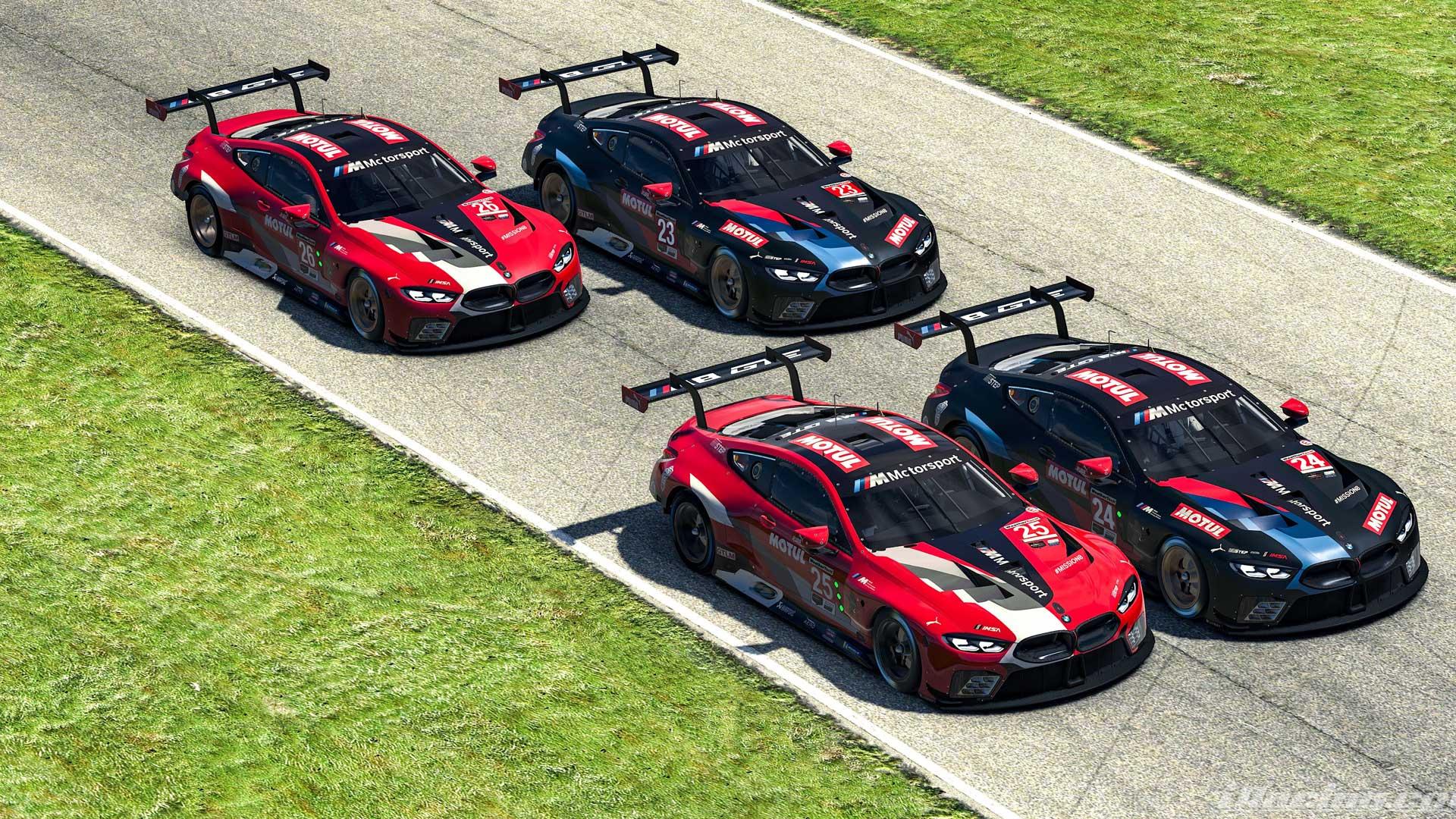BMW Motorsport Super Sim Saturday