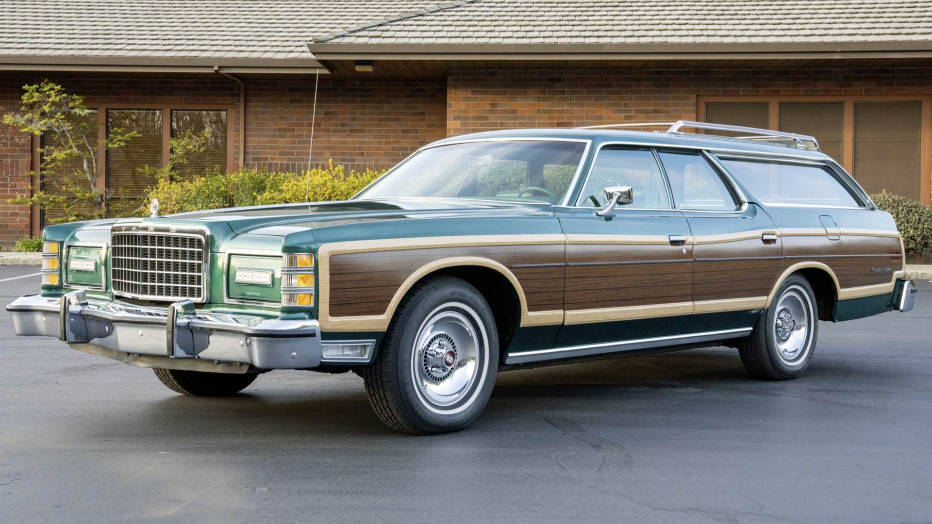 BaT Ford LTD Country Squire