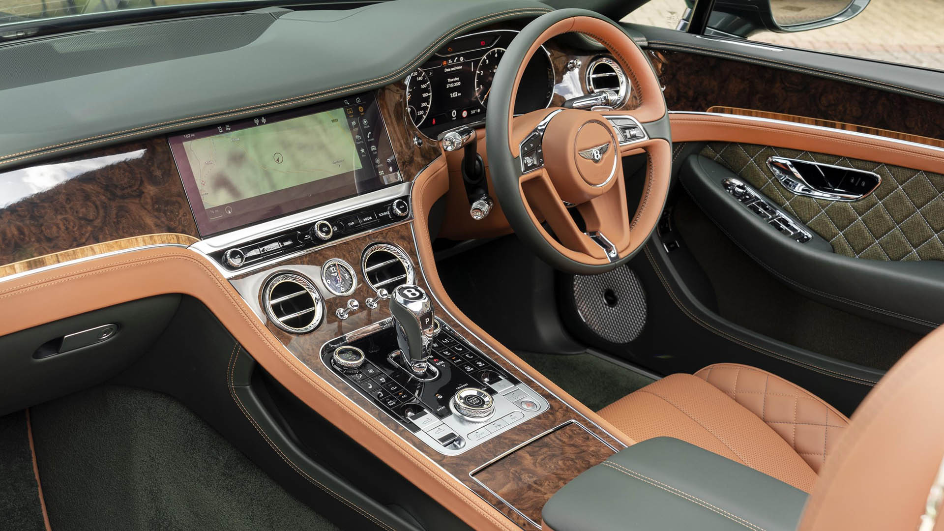 Bentley Mulliner Collections Equestrian Edition