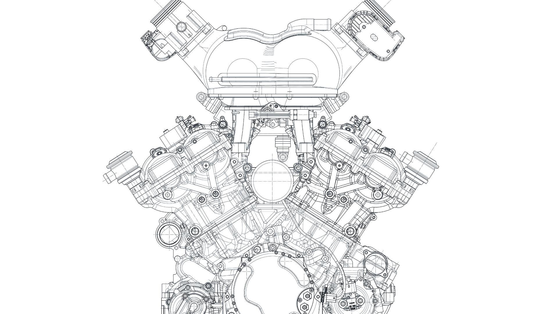 Gordon Murray T.50 V12