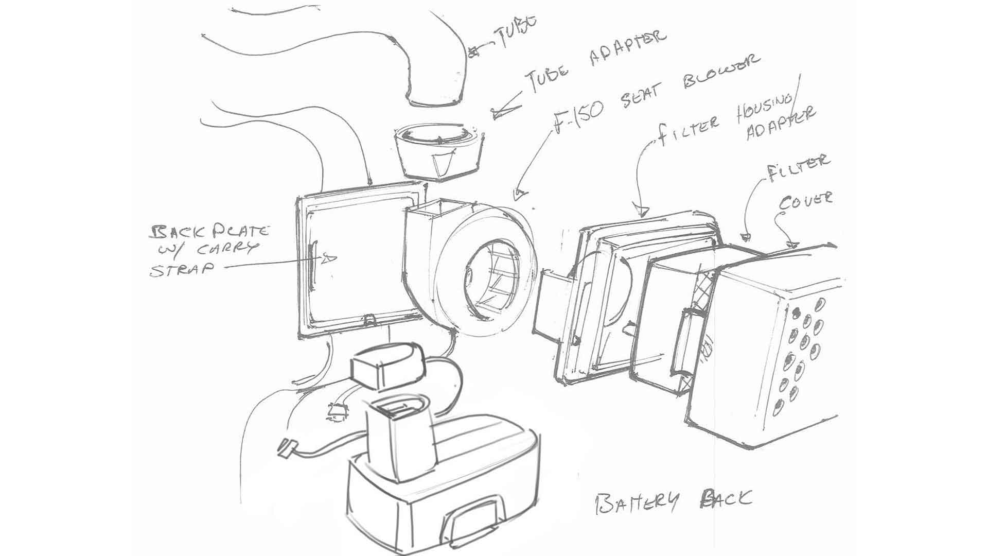 Ford Filtration System design