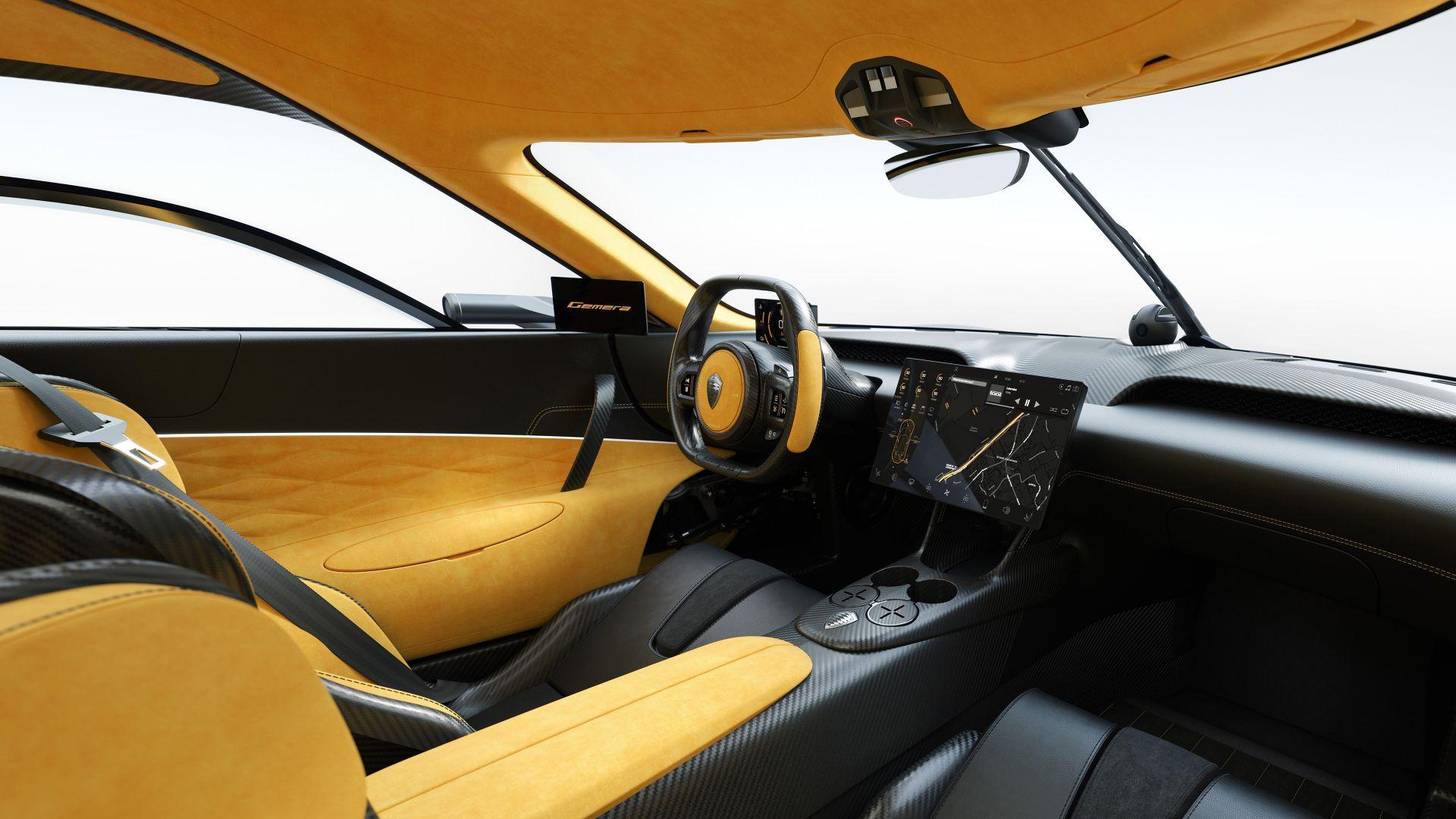 Koenigsegg Gemera Geneva 2020