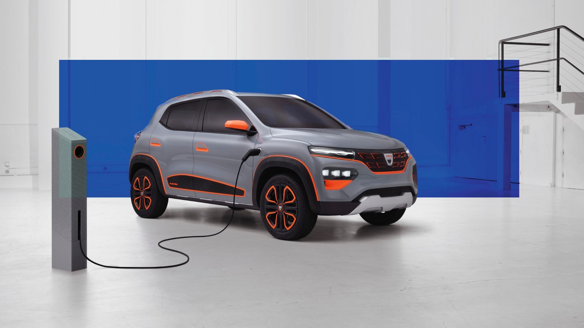 Dacia Spring concept preview's Europe's cheapest electric car