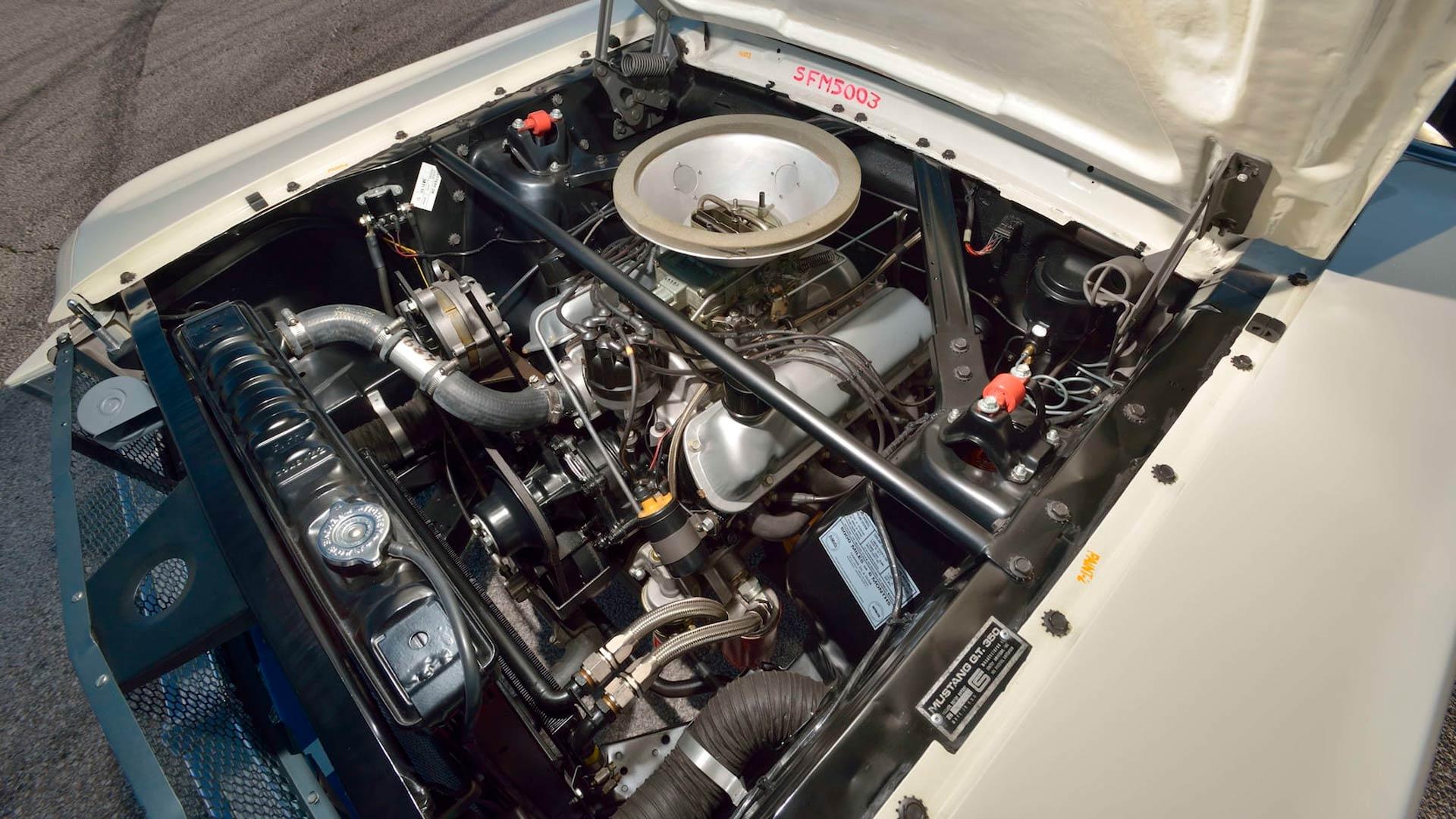 Mecum First Shelby GT350R