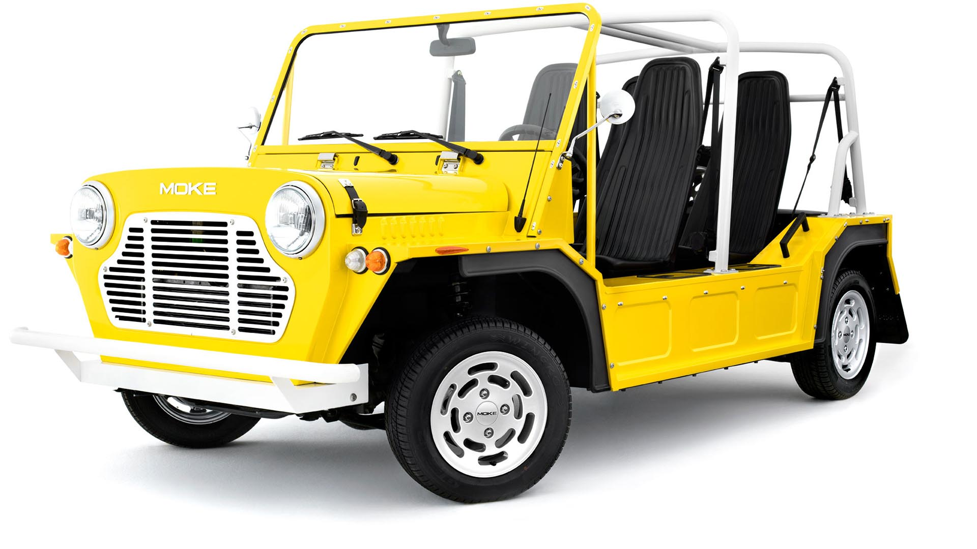 New Mini Moke on sale in the UK