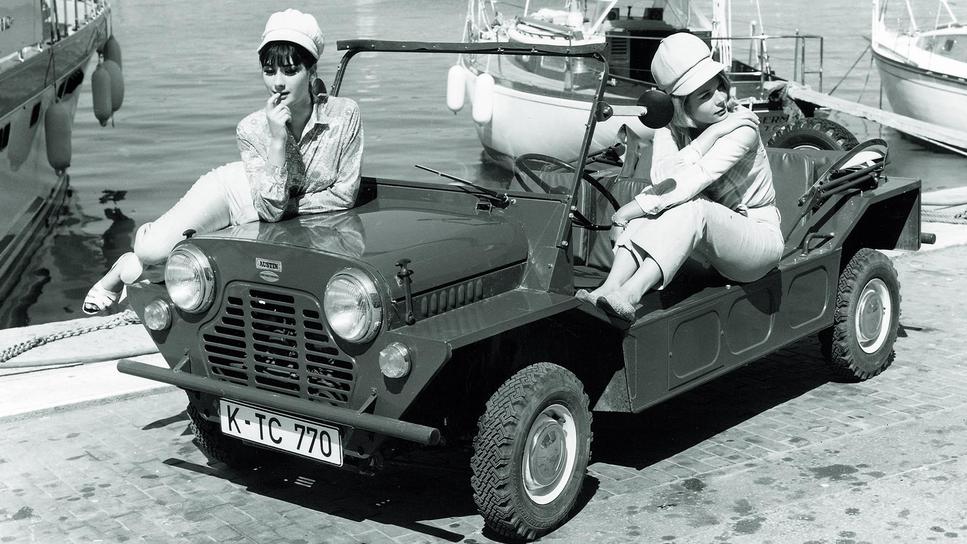 Original Mini Moke