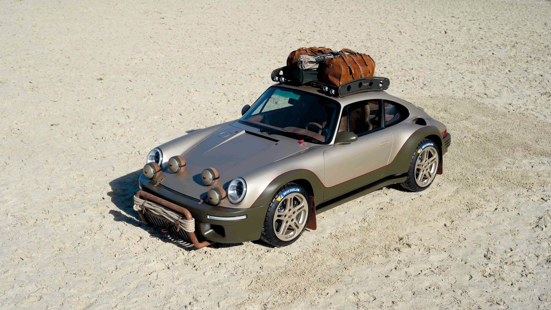 RUF Rodeo Concept Car