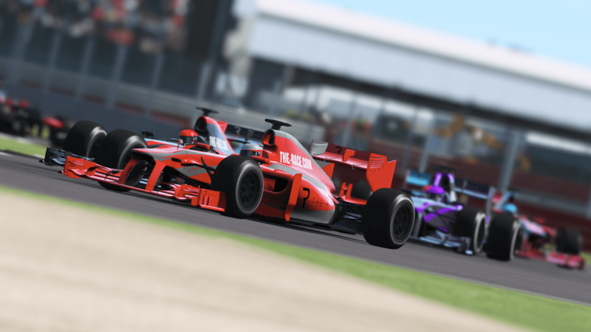 The Race Esports Battle