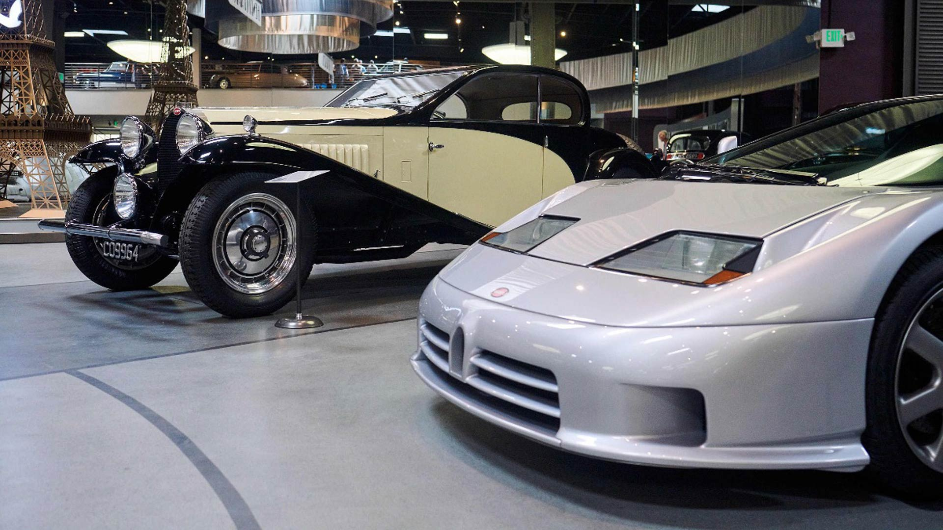 Virtual Auto Museum Tours