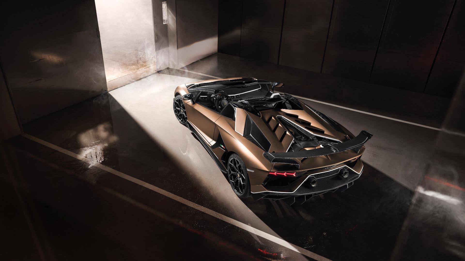 Lamborghini Aventador Svj Roadster 2020 Review