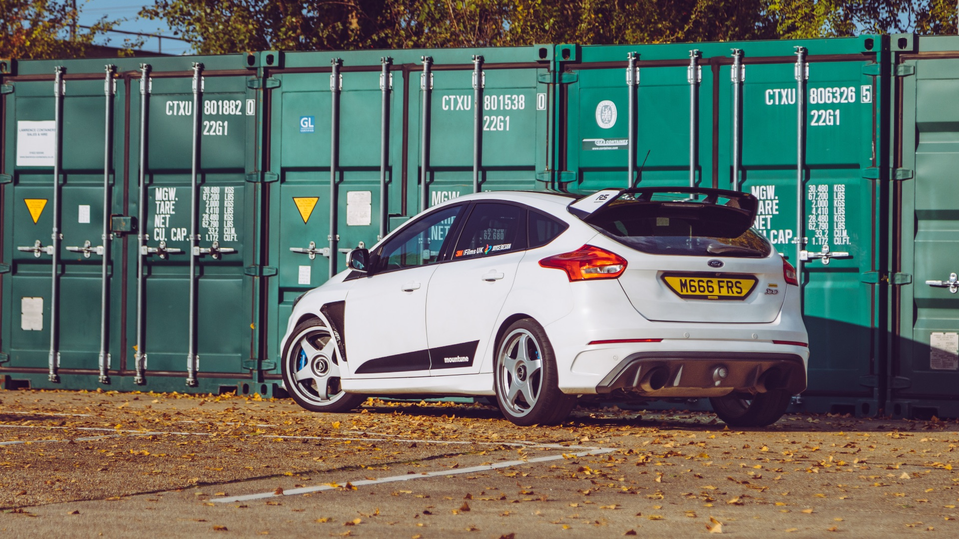 Ford Focus Rs M520 2020 Review