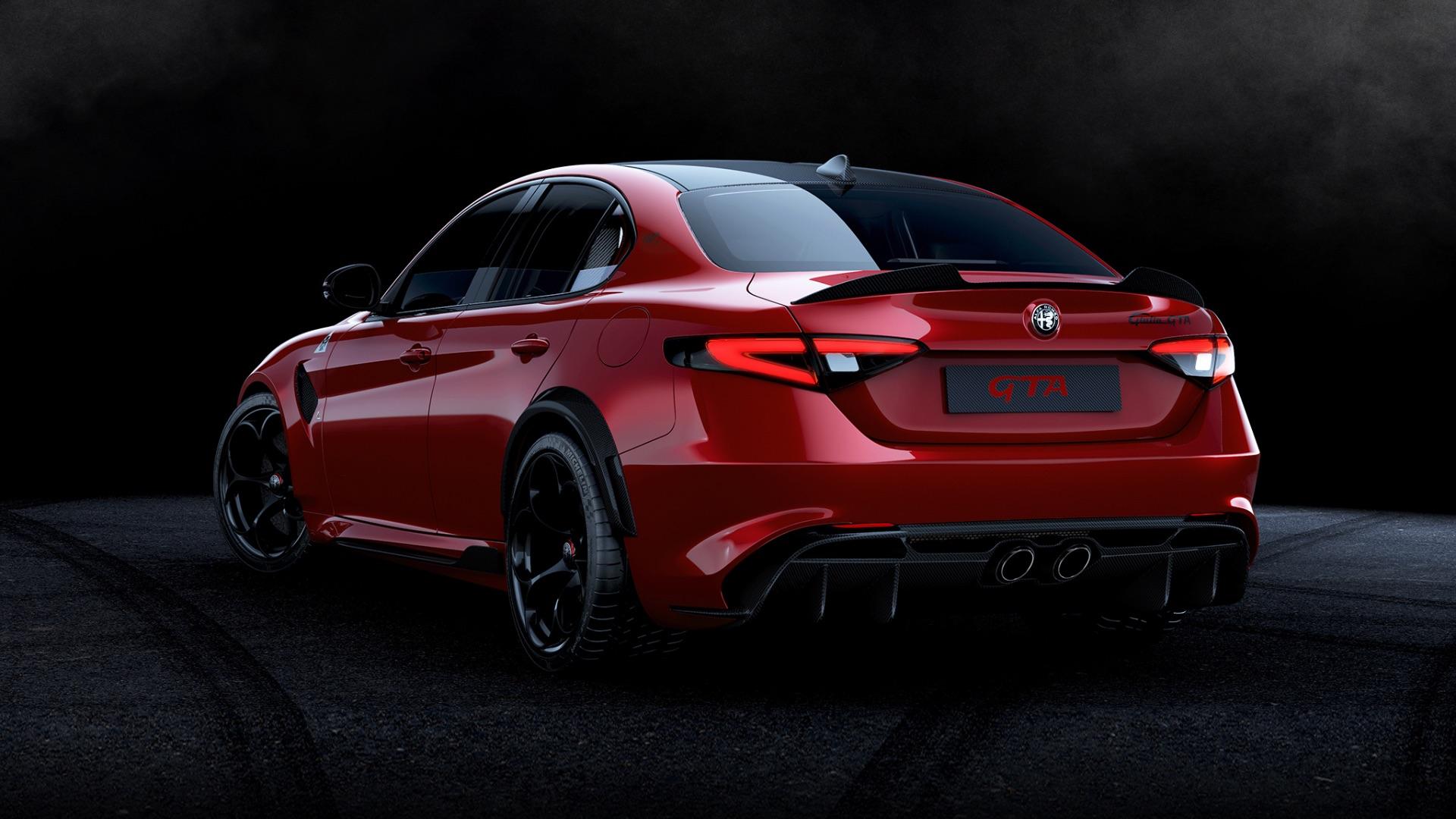 Alfa Romeo Giulia GTA 2020 Geneva
