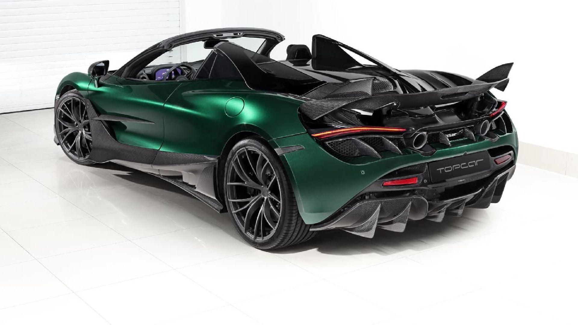 McLaren 720S Fury TopCar