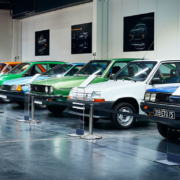 Celebrating Renault's heritage