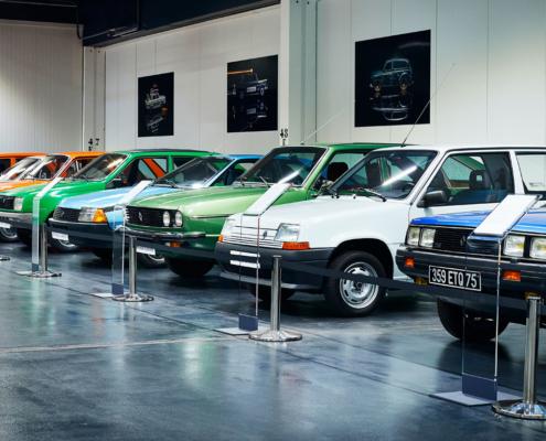 Celebrating Renault's heritage