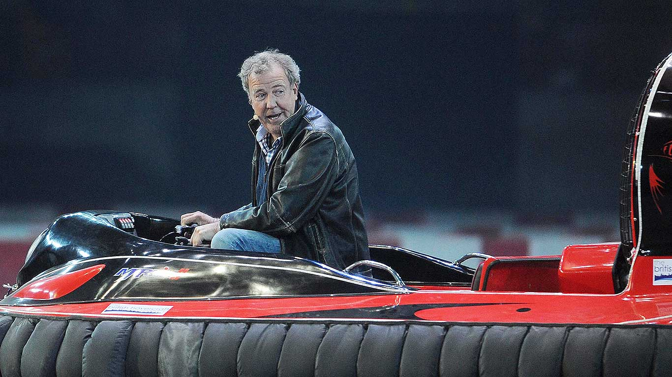The cars of Jeremy Clarkson