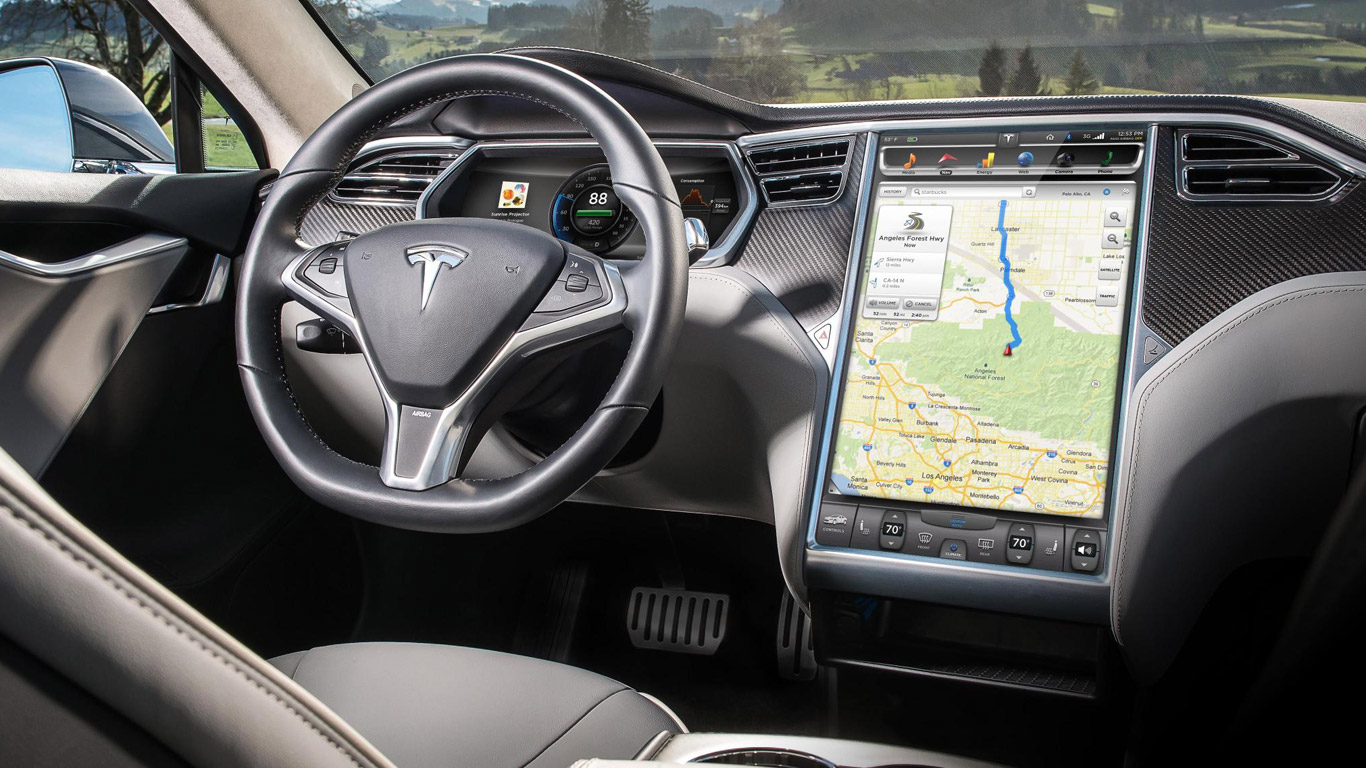 The Tesla Model S and Elon Musk's tribute to Spinal Tap